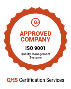 ISO 9001 qms quality management systems approved company